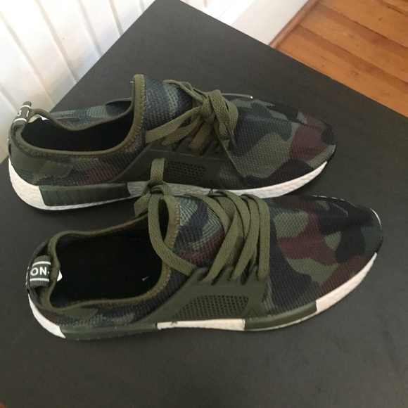 Shoes   Camouflage Tennis Shoes   Poshmark
